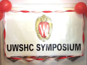 UWSHC Symposium Sign