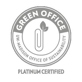 Green Office Platinum Certified Logo