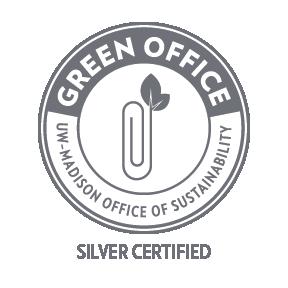Green Office Silver Certified Logo